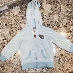 Adorable 9m jacket with ears